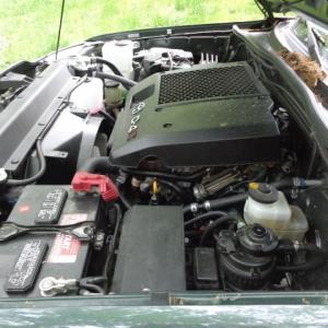 D4D 3.0 liter hilux engine