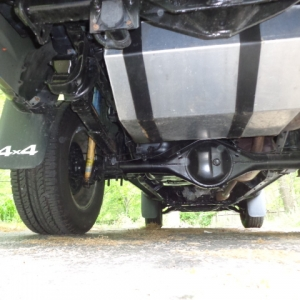 16 gallon second fuel tank