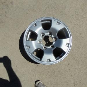 16 inch Tacoma Wheel