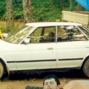 Toyota Mark II '86 1G-GE AT