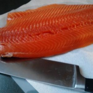 :hungry: fresh salmons!