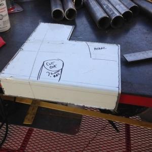 Manual E-mounting plate