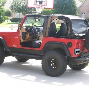 My Other Toy - '98 TJ