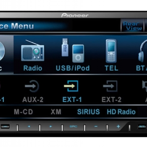 Pioneer AVH-P4100 DVD