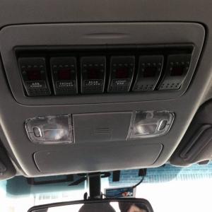 Spod switch panel
