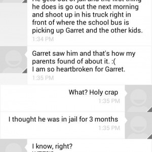My wife's brother is such a piece of shit