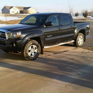 2010 SBDC TRD Off-Road 4x4