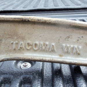 Croft Tacoma Hitch