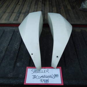 Glassworks Fender Flare Trim for Sale
