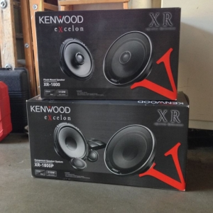 New speakers!