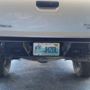 bruteforce rear bumper