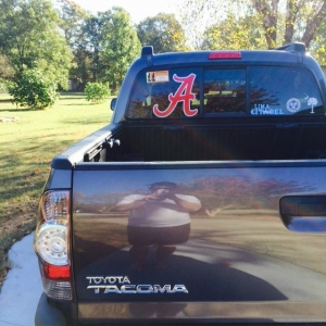 my bama decal from CBOy808