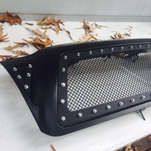 Now offering rivet grills! Check out www.ecgfabrication.com form custom Toy