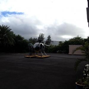 heli tour in hawaii.