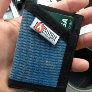 this just showed up. If you guys are looking for a slim wallet, check out R