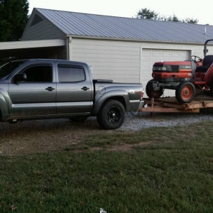 towing (5500lbs)