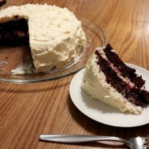 Cake!:drool: so good!