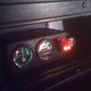 Custom bed electrical box
