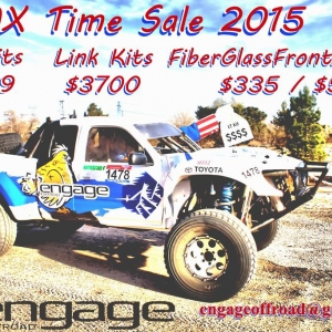 Engage Off Road 2015 Tax Time Sale