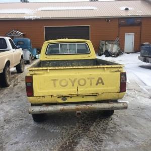 1979 Toyota Pickup 4WD