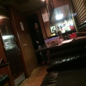 Reel Big Fish tour bus.
