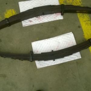 AP standard springs FS
