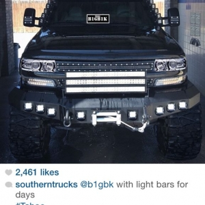 got led light bars/ pods?..