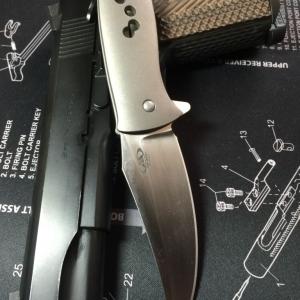New blade