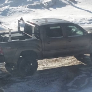 TITS (tacomas in the snow)