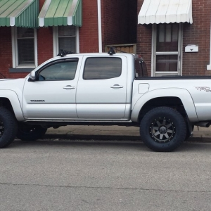SCS SR8 Wheels & New tires