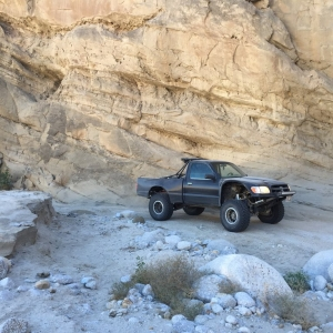 Fish Creek in Anza Borrego