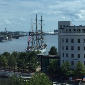 Cutter Eagle, war prize from the Germans.