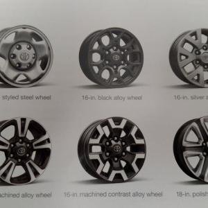 2016 Wheels