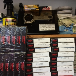 a few cv dust seals in stock