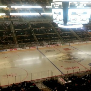 Box seats to the Pens!