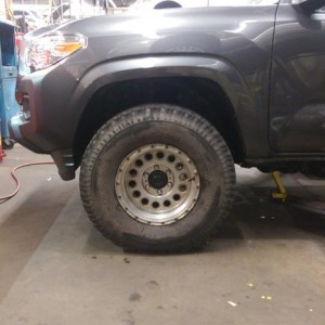 Fitting 33s on 3rd gen | Tacoma World