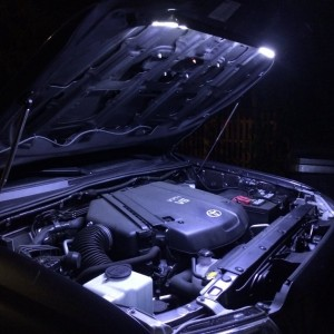 Bytemyfoot Hood Light Install Antidark