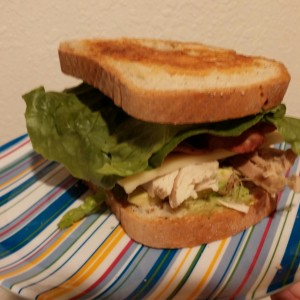 Proper turkey sammich