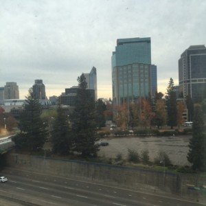 Sacramento...looks gray