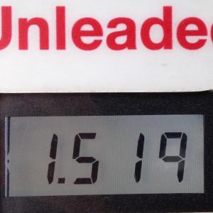 Will it go below $1.5/gal?