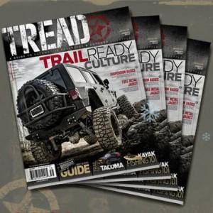 TREAD Cover for Dec/Jan