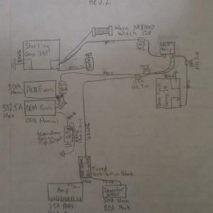Aftermarket Wiring Diagram Rev.3