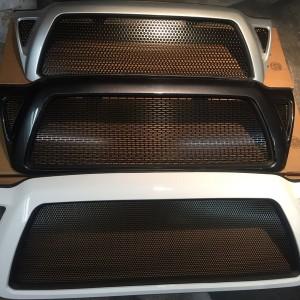 Moar grills. :D