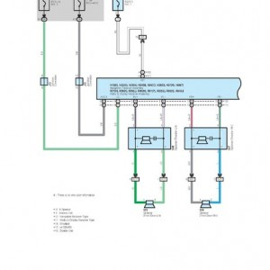 Tacoma Audio System Schematic