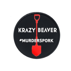 KRAZY BEAVER PATCH 2