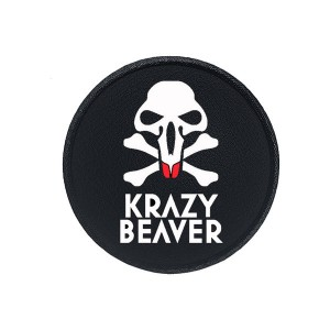 KRAZY BEAVER PATCH
