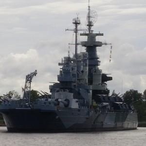 Badass ship